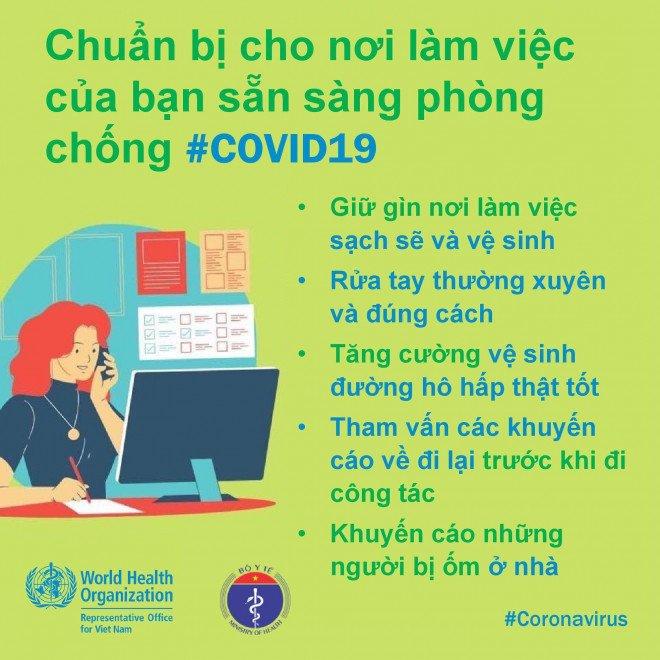 PHÒNG CHỐNG COVIT 19