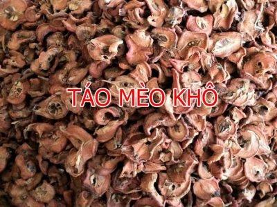 TÁO MÈO (SƠN TRÀ) KHÔ